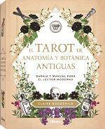 EL TAROT DE ANATOMÍA Y BOTÁNICA ANTIGUAS