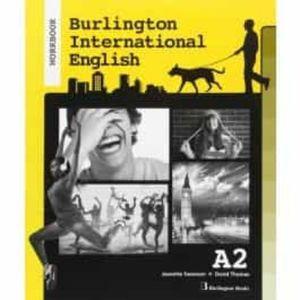 BURLINGTON INTERNATIONAL ENGLISH A2 WORKBOOK 2ND EDITION