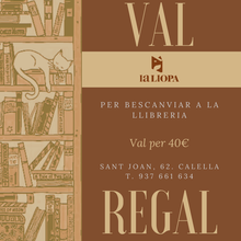 VAL REGAL 40 EUROS