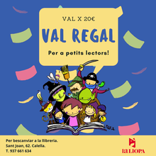 VAL REGAL INFANTIL 20 EUROS