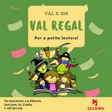 VAL REGAL INFANTIL 30 EUROS