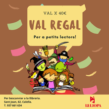 VAL REGAL INFANTIL 40 EUROS