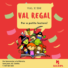 VAL REGAL INFANTIL 50 EUROS